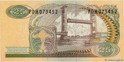 25 Rupiah INDONÉSIE  1968 P.106a pr.NEUF