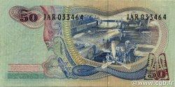 50 Rupiah INDONÉSIE  1968 P.107a TTB