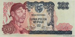 50 Rupiah INDONÉSIE  1968 P.107a NEUF
