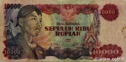 10000 Rupiah INDONÉSIE  1968 P.112a TB