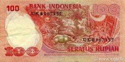 100 Rupiah INDONÉSIE  1977 P.116 TTB