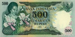 500 Rupiah INDONÉSIE  1977 P.117 NEUF