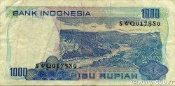 1000 Rupiah INDONÉSIE  1980 P.119 TTB