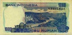 1000 Rupiah INDONÉSIE  1980 P.119 SUP