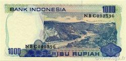 1000 Rupiah INDONÉSIE  1980 P.119 NEUF