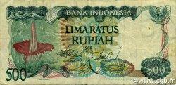 500 Rupiah INDONÉSIE  1982 P.121 TB