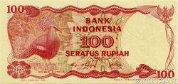100 Rupiah INDONÉSIE  1984 P.122a SPL