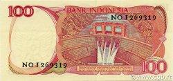 100 Rupiah INDONÉSIE  1984 P.122b SUP