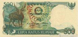 500 Rupiah INDONÉSIE  1988 P.123a pr.NEUF
