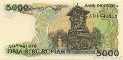 5000 Rupiah INDONÉSIE  1986 P.125a NEUF