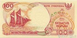 100 Rupiah INDONÉSIE  1992 P.127a NEUF