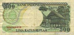 500 Rupiah INDONÉSIE  1994 P.128c TTB