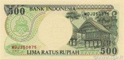 500 Rupiah INDONÉSIE  1995 P.128d NEUF
