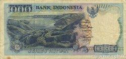 1000 Rupiah INDONÉSIE  1993 P.129b TTB