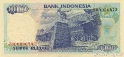 1000 Rupiah INDONÉSIE  1993 P.129b SUP