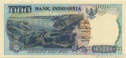 1000 Rupiah INDONÉSIE  1993 P.129b NEUF