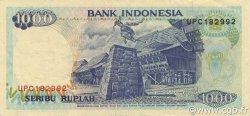1000 Rupiah INDONÉSIE  1994 P.129c TTB à SUP