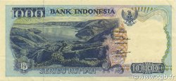 1000 Rupiah INDONÉSIE  1995 P.129d SUP