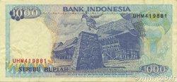1000 Rupiah INDONÉSIE  1998 P.129g SUP