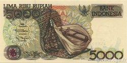 5000 Rupiah INDONÉSIE  1993 P.130b NEUF