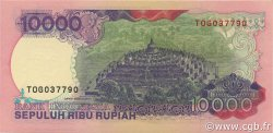 10000 Rupiah INDONÉSIE  1993 P.131b NEUF
