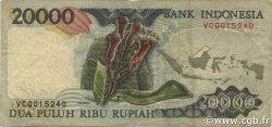 20000 Rupiah INDONÉSIE  1992 P.132a TTB