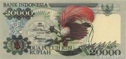 20000 Rupiah INDONÉSIE  1992 P.132a SPL+