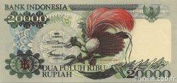 20000 Rupiah INDONÉSIE  1992 P.132a NEUF