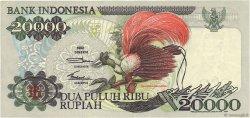 20000 Rupiah INDONÉSIE  1994 P.132c TTB+