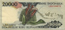 20000 Rupiah INDONÉSIE  1995 P.135a TTB+
