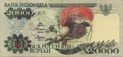 20000 Rupiah INDONÉSIE  1998 P.135d TTB