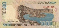 10000 Rupiah INDONÉSIE  2004 P.137g NEUF