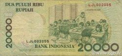 20000 Rupiah INDONÉSIE  1998 P.138a TTB