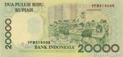 20000 Rupiah INDONÉSIE  2004 P.138g pr.NEUF