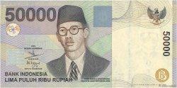 50000 Rupiah INDONÉSIE  2005 P.139g pr.NEUF