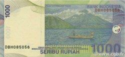 1000 Rupiah INDONÉSIE  2000 P.141a NEUF
