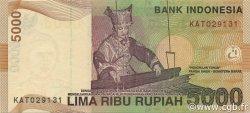 5000 Rupiah INDONÉSIE  2001 P.142a pr.NEUF