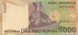 5000 Rupiah INDONÉSIE  2004 P.142d SUP+