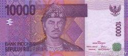 10000 Rupiah INDONÉSIE  2005 P.143 SUP