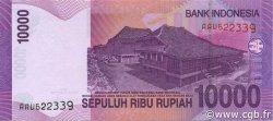 10000 Rupiah INDONÉSIE  2005 P.143 NEUF