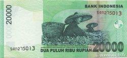 20000 Rupiah INDONÉSIE  2005 P.144b SPL