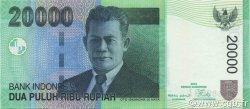 20000 Rupiah INDONÉSIE  2005 P.144b NEUF
