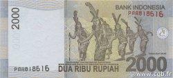 2000 Rupiah INDONÉSIE  2009 P.148a NEUF