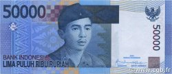 50000 Rupiah INDONÉSIE  2009 P.145c NEUF