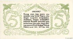 5 Rupiah INDONÉSIE  1947 PS.122 pr.NEUF