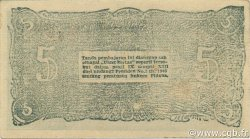 5 Rupiah INDONÉSIE  1948 PS.189b pr.NEUF