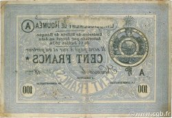 100 Francs NOUVELLE CALÉDONIE  1875 P.08 TB