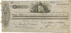 10 Pounds AUSTRALIE  1860 P.- TTB