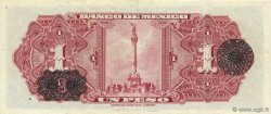1 Peso MEXIQUE  1945 P.038c SUP