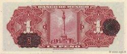 1 Peso MEXIQUE  1950 P.046b NEUF